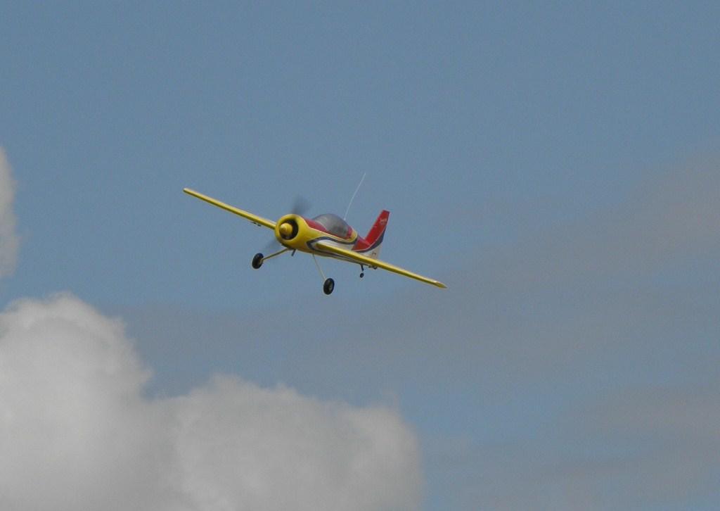 Yak 54 de Michel Gassmann – 2.2 mètres essence