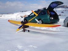 Neige sur le Lac de la Gruyère