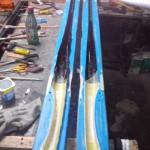 Laminieren des Rumpfes, Rumpfboot ausgelegt für 2.4GHz